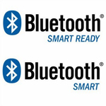 New device logos for Bluetooth Smart Ready and Bluetooth Smart