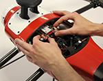 osFlexQuad Autopilot Inserted Into A Drone