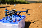 Precision agriculture is a major market for commercial drones
