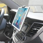 Road Hacks #1: iPad In The Car